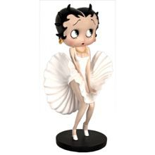 Betty Boop Cool Breeze Collectable