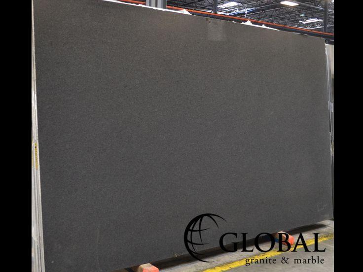 Black Pearl Suede granite slab. Visit globalgranite.com for your natural stone needs.
