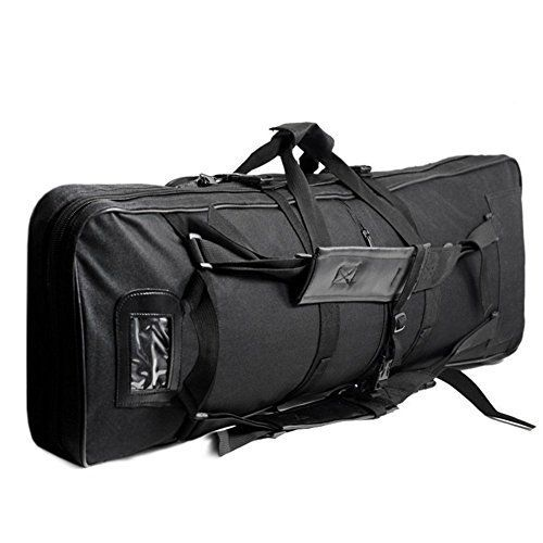 "Koolertron New Portable Fishing Rod Case Carry Bag,Backpack extra Extendable 10"" (100CM) * For more information, visit image link."