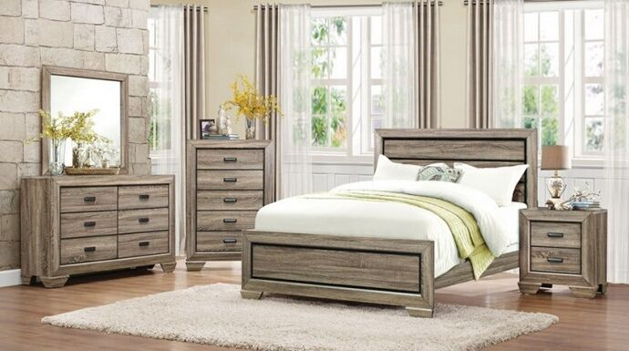 Ready Assembled White Bedroom Furniture Fair Design 2018