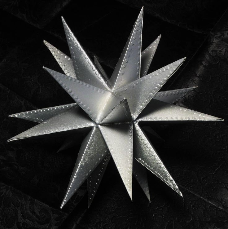 1000+ Images About How To Make Paper Moravian Stars And