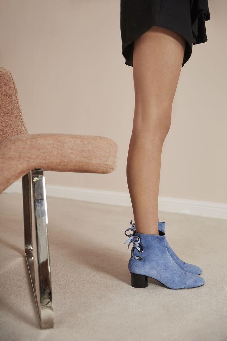 INTER BOOT blue