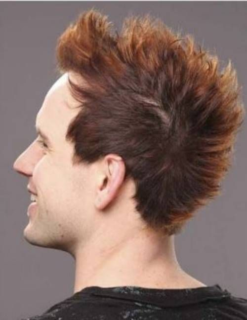 new short hairstyles for men   Men Short Hairstyle