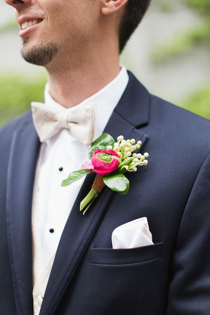 The handsome groom | Floral Graffiti Inspiration at The Big Fake Wedding