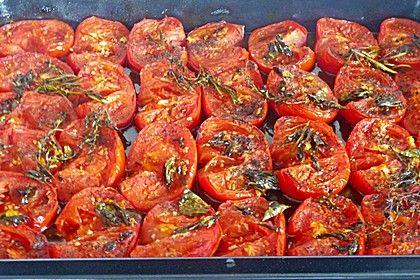 Tomatensauce aus ofengerösteten Tomaten 1