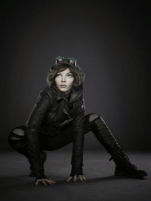 #Gotham Series Premiere, This Fall | On FOX | Camren Bicondova as Selina Kyle aka 'Cat Woman'