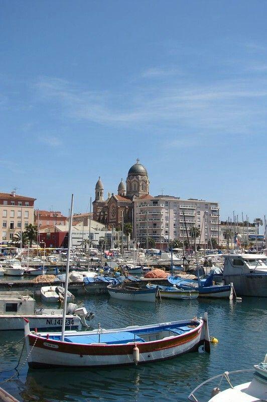 Port de saint Raphael
