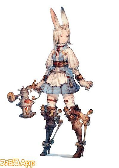 サイゲームス期待の新作『ロストオーダー』新たな5名のキャラクターと冒険の舞臺が判明! [ファミ通App ...