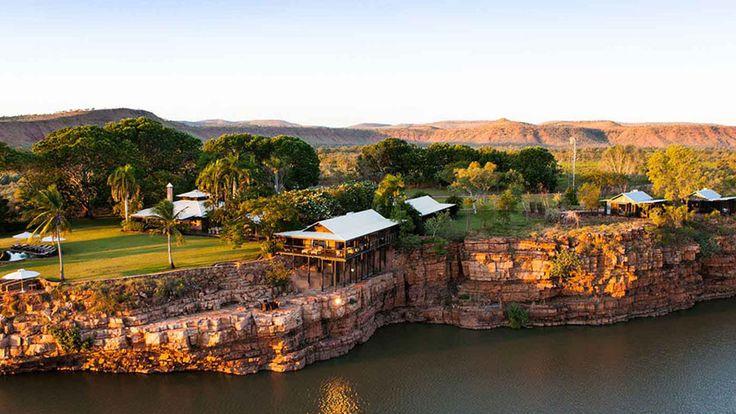 Six luxury stays in the Kimberley region