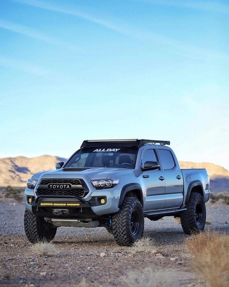 Toyota truck, Toyota Toyota