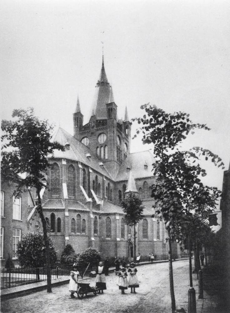 Petruskerk Oisterwijk architect P.J.H. Cuypers