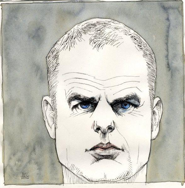Siegfried Woldhek - Frank de Boer
