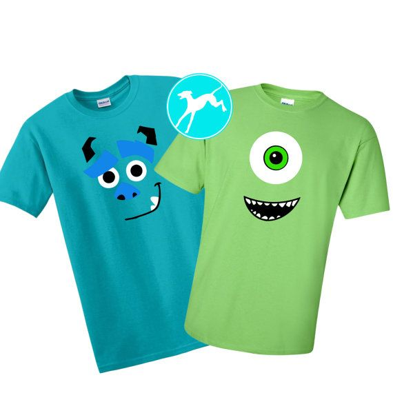 sully mike monsters inc disney costume monster workout burnout tank or t shirt top tank - Sully Halloween Costumes Monsters Inc
