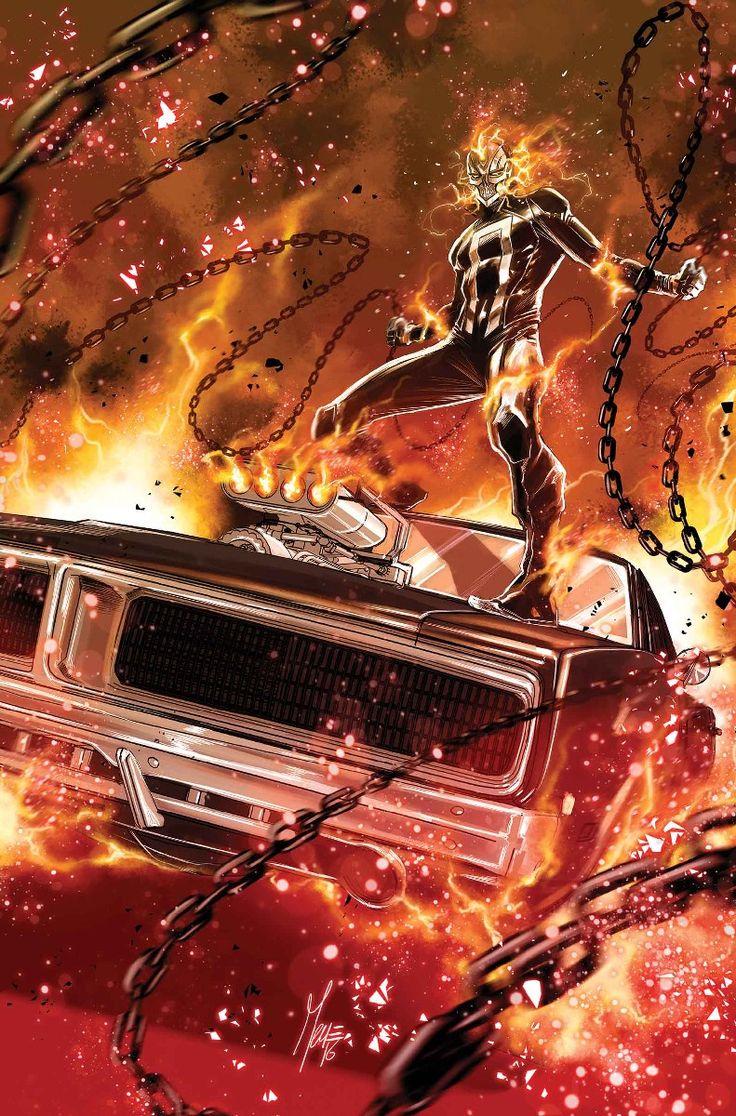 Ghost Rider by MARCO CHECCHETTO
