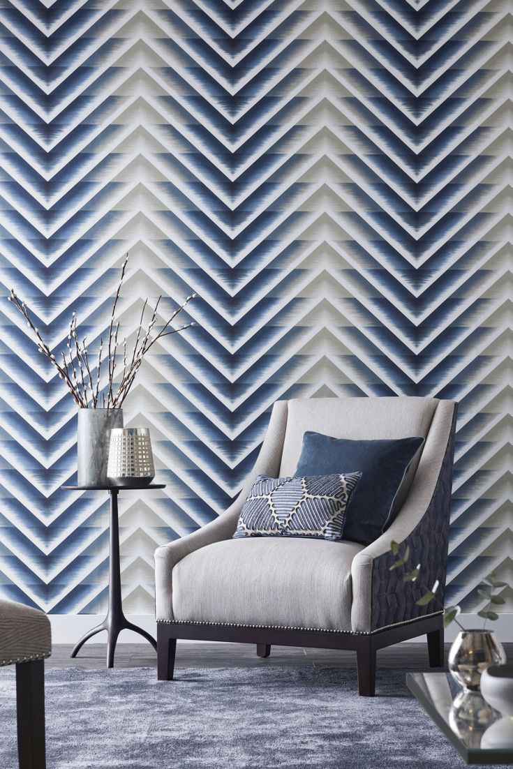 Products harlequin designer fabrics and wallpapers paradise - Such A Stunningly Smart Wallpaper Design By Harlequin