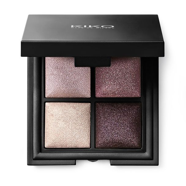 Kiko Color Fever Eyeshadow Palette unexpected rosy taupe