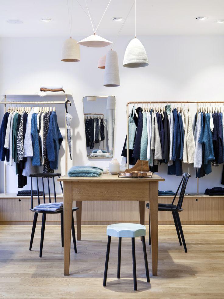 Les 25 meilleures id es de la cat gorie agencement magasin sur pinterest fa - Des petits hauts boutiques ...