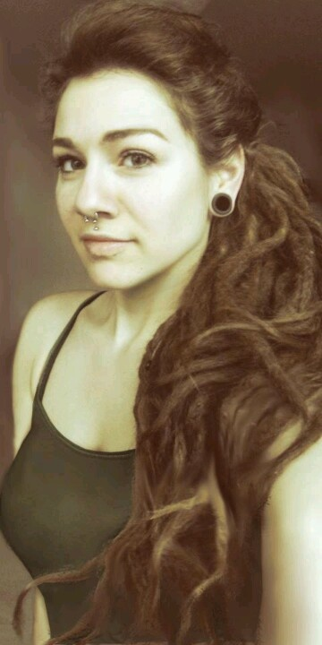 Beautiful Dreadlocks One Luv +dreadstop / @DreadStop #dreadlocks