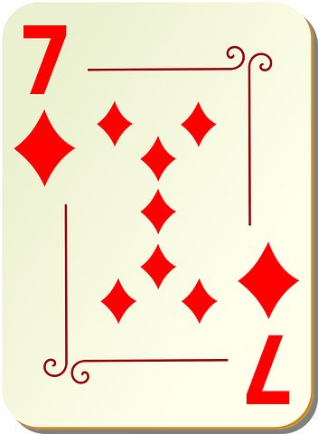 Seven, Diamonds, Play