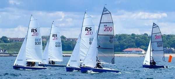 RS200 Scottish Championship