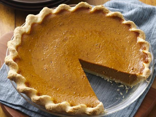 Gluten-Free Pumpkin Pie | Recipe