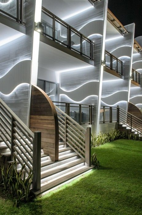 Hotel Design: Baystone Boutique Hotel and Spa by Albert Angel