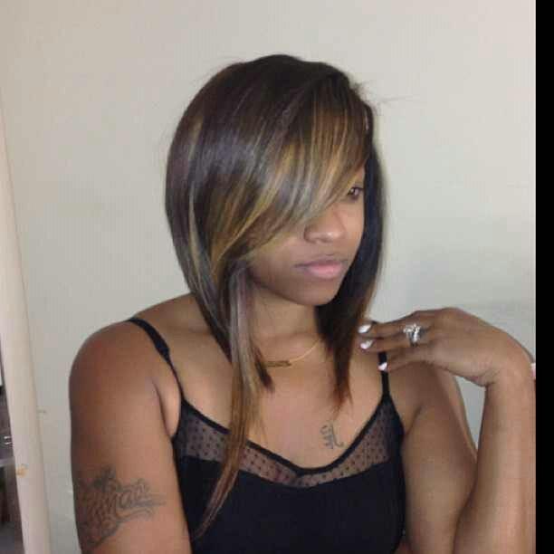 Antonia Toya Wright Bob Haircutsshort