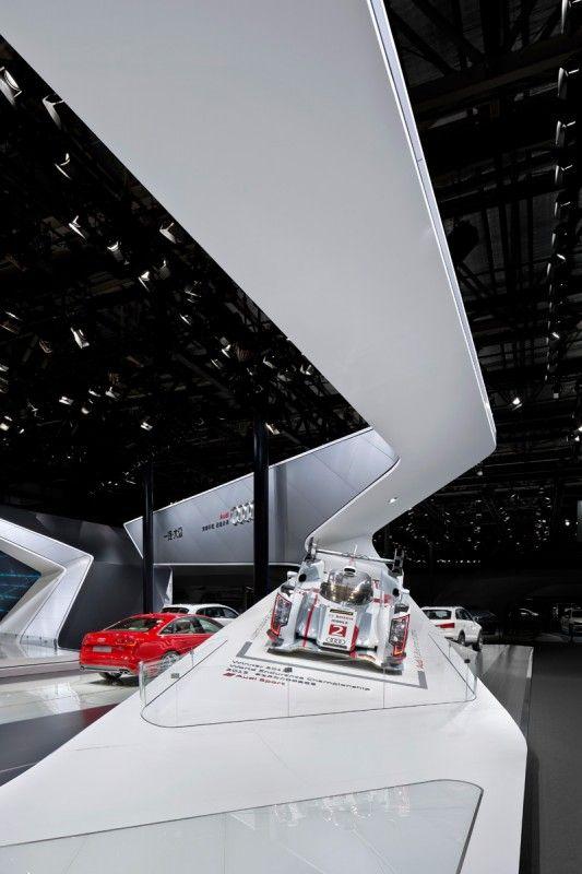 Audi - Auto China 2014   Schmidhuber   Exhibition Design