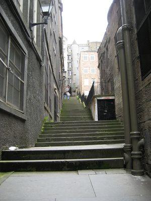Stair Running Exercises