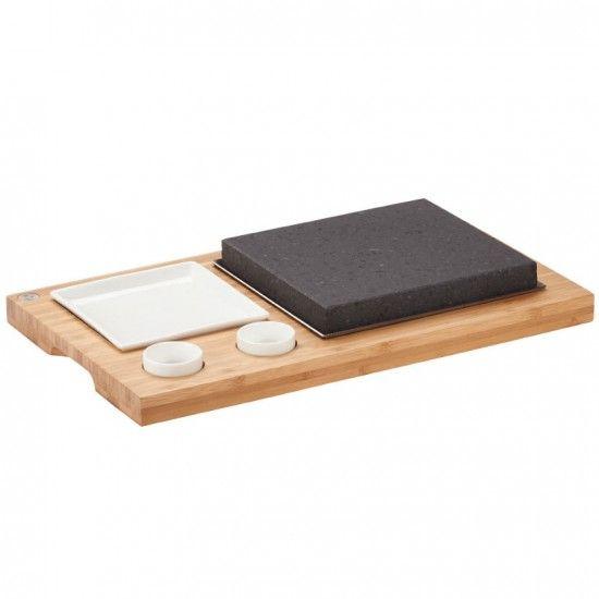 MONOQI | Steak Plate & Sides Set