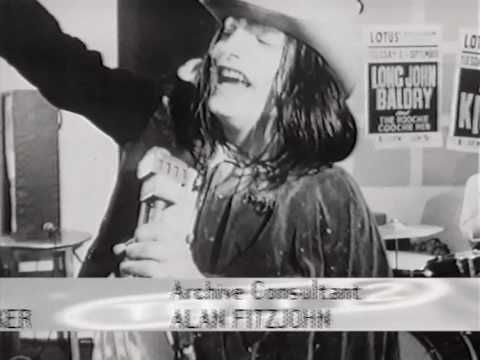 Screaming Lord Sutch - Jack The Ripper (live 1964) -  Love the audience reactions.  Just as a side note, he was a politician, too.