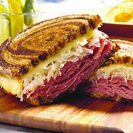 Classic Reuben Sandwich http://www2.shoptocook.com/recipeweb/recipedetails.jsp?recipeid=4418
