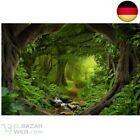 WaW 2.2×1.5m Grün Fotografie Stof Hintergrund Wald Blumen (2.2×1.5m Frühling) #Foto & Camcorder