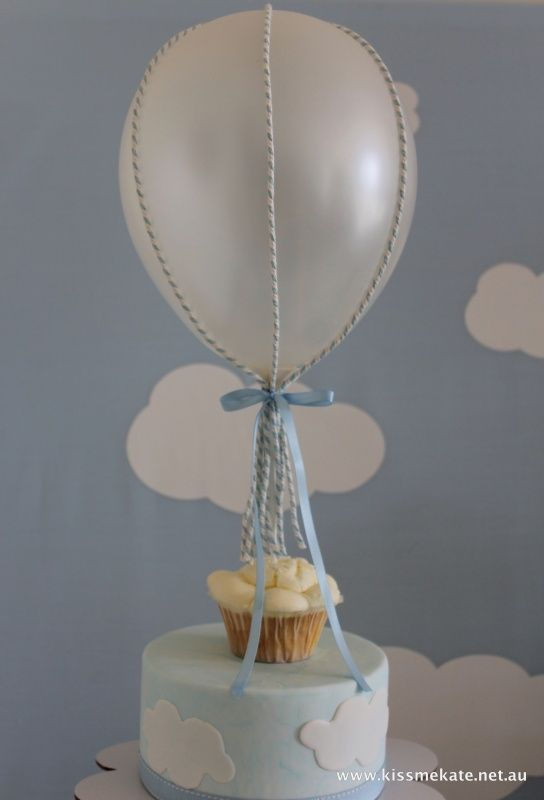 Vintage Hot Air Balloon Party from Kiss Me Kate