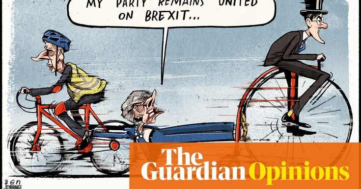 ICYMI: Ben Jennings on Tory divisions over Brexit – cartoon