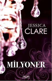 Jessica Clare - Milyoner (Milyoner Erkekler Kulübü 1)   Kitap Yorumu ~ Medusa'nın Kütüphanesi