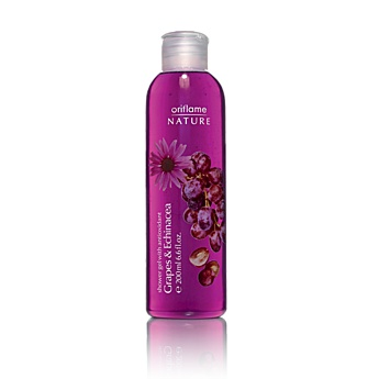 Shower Gel with antioxidant Grapes & Echinacea    Sprchový gel s výtažky z třapatky a hroznů