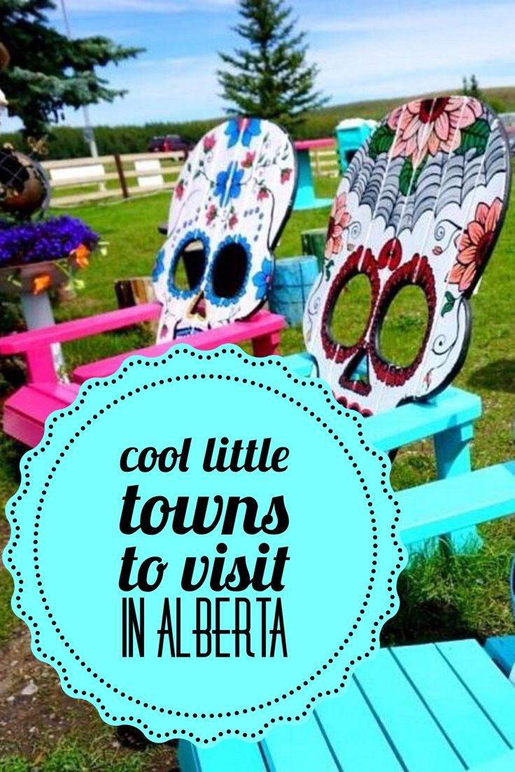 Best Kept Secret Calgary Day Trip - Canada's Cool Little Towns