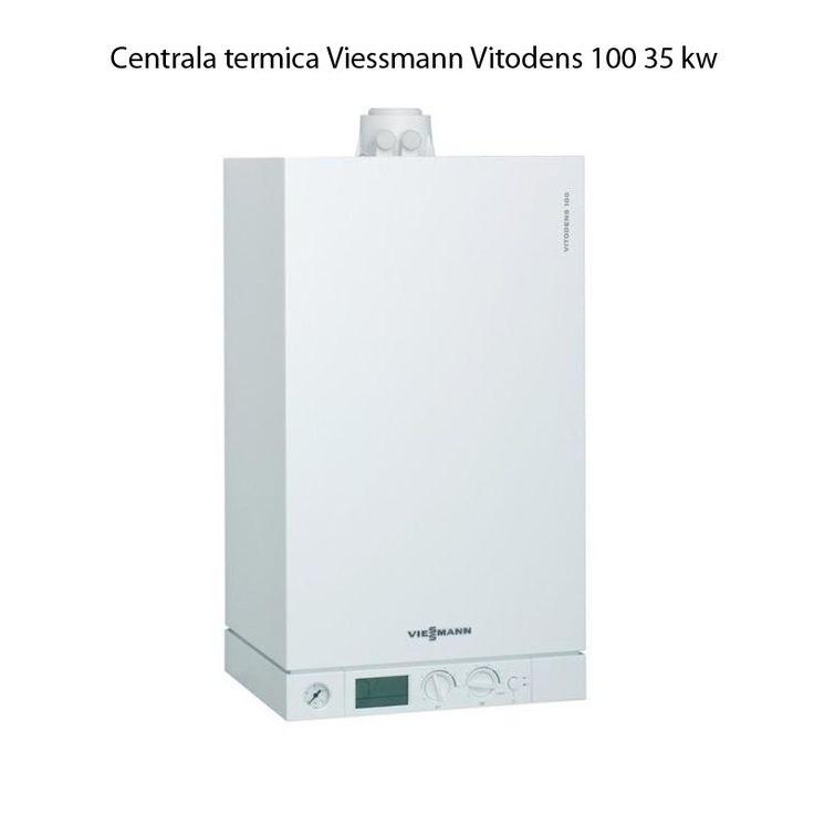 Pachet VITODENS 100-W de 35kW