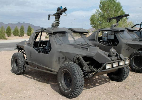 desert patrol vehicle | Cool Story - Cool Military Vehicles Out of Reach For Us