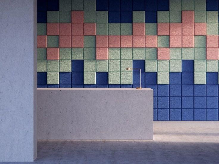 Schallabsorber für Raumakustik -wand-modern-gestaltung-design - design schallabsorber trennwande