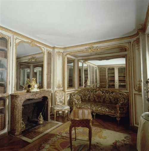 The Versailles Apartments: The Apartment Of Madame Du Barry At Versailles (C) RMN