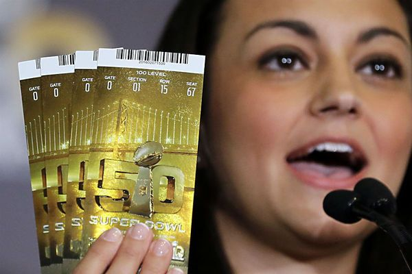Super Bowl 50 ticket prices still rising - CSMonitor.com