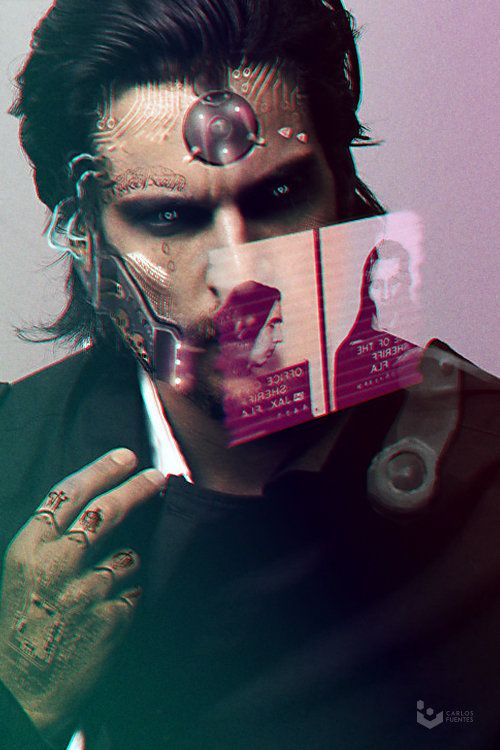 Detective, Carlos Fuentes on ArtStation at http://www.artstation.com/artwork/detective-24279f8d-0b1e-4036-9fb1-6a2d5730e124  Cyberpunk