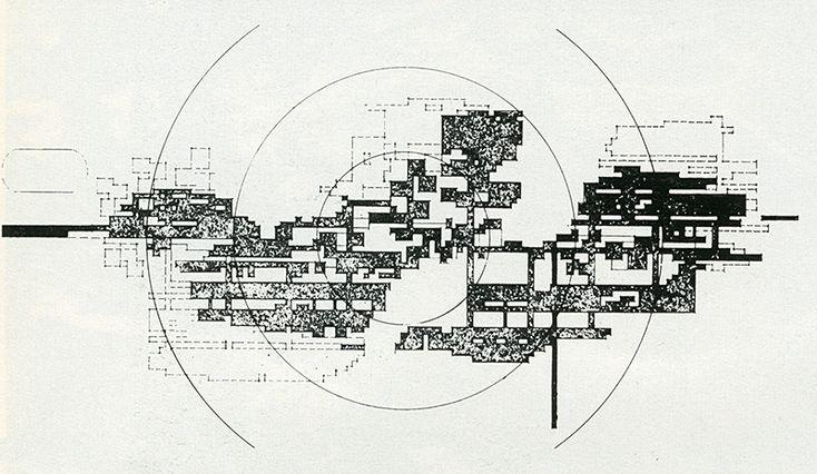 Holscher Krohn Rasmussen. Architectural Review v.147 n.878 Apr 1970: 318