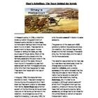 This packet contains a short synopsis of the story of Shay's rebellion during the Critical period under the US Articles of Confederation. There is ...