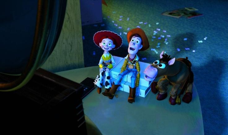 *JESSIE, WOODY & BULLSEYE ~ Toy Story
