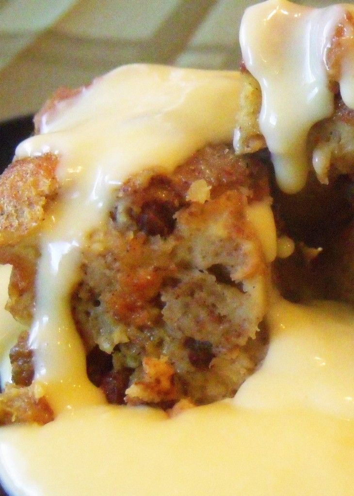 St. Patrick's Day party. Irish Bread Pudding And Custard Sauce (1) From: Irish American Mom, please visit