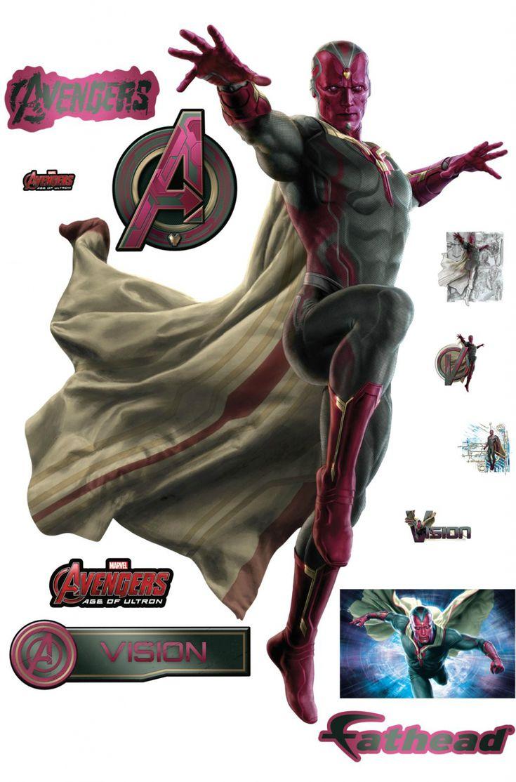 Avengers Fathead Posters