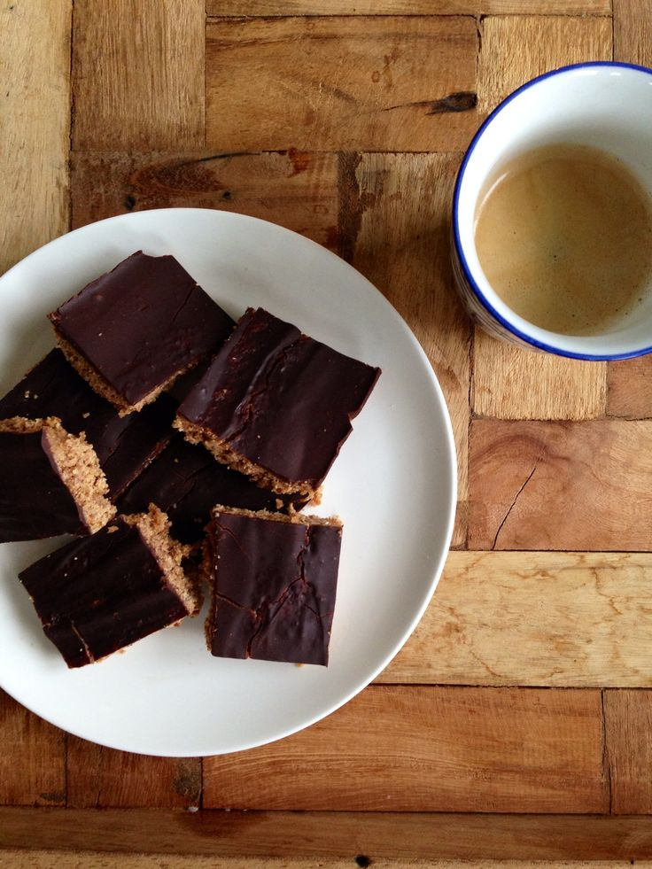 Havermout-chocolade koekjes.